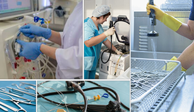 Tıbbi Alet ve Endoskop Temizleyicileri
